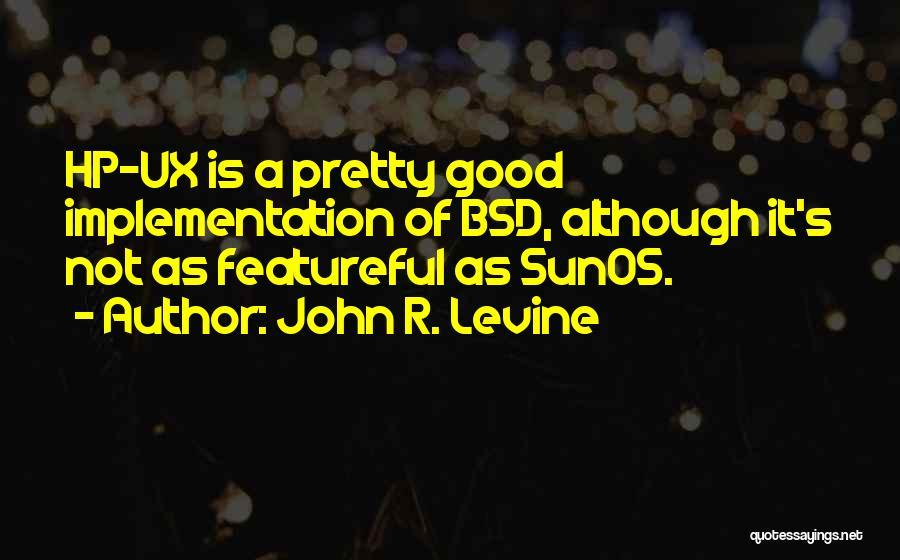 John R. Levine Quotes 758370