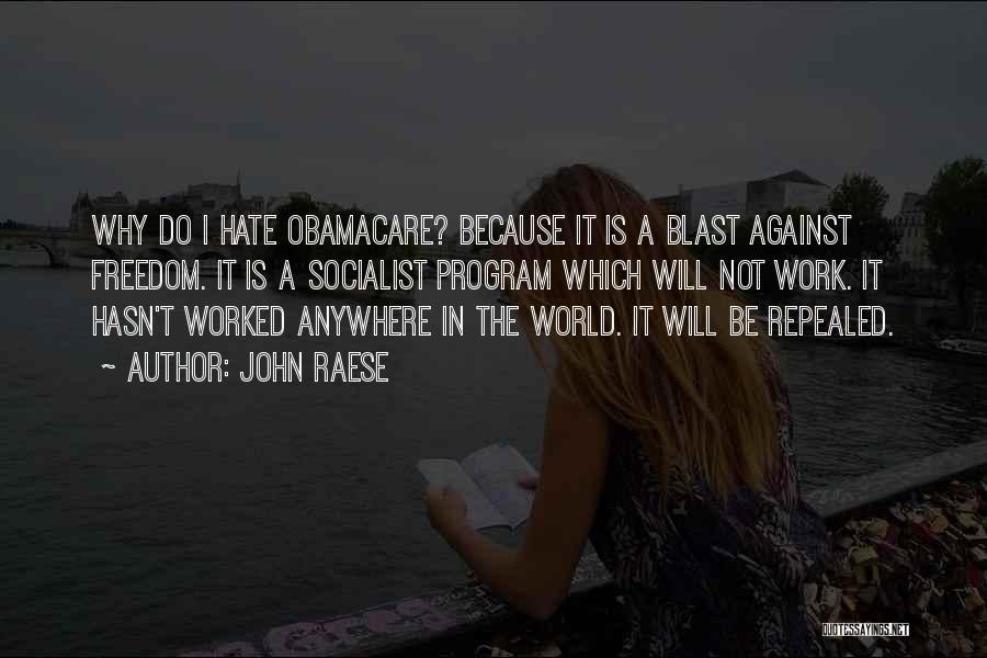 John Raese Quotes 1488439