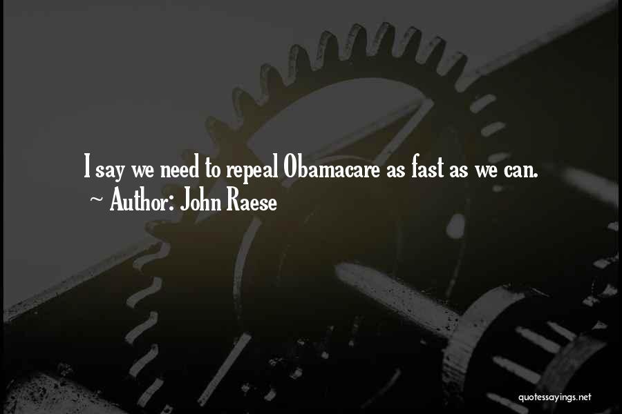John Raese Quotes 441581