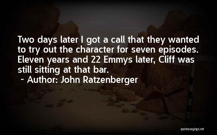 John Ratzenberger Quotes 1354964