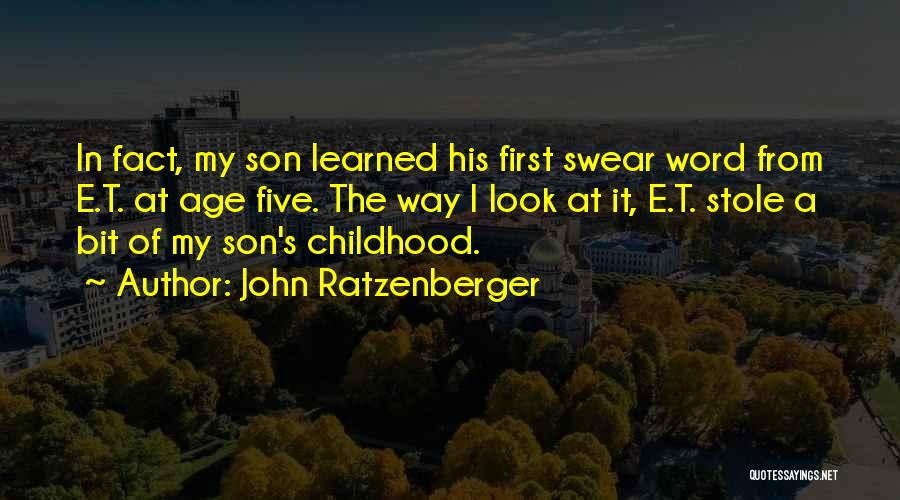 John Ratzenberger Quotes 1524721