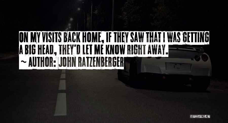 John Ratzenberger Quotes 462388