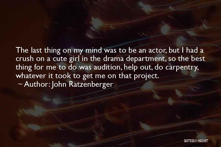 John Ratzenberger Quotes 577048