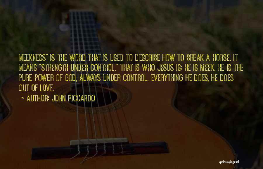 John Riccardo Quotes 233632
