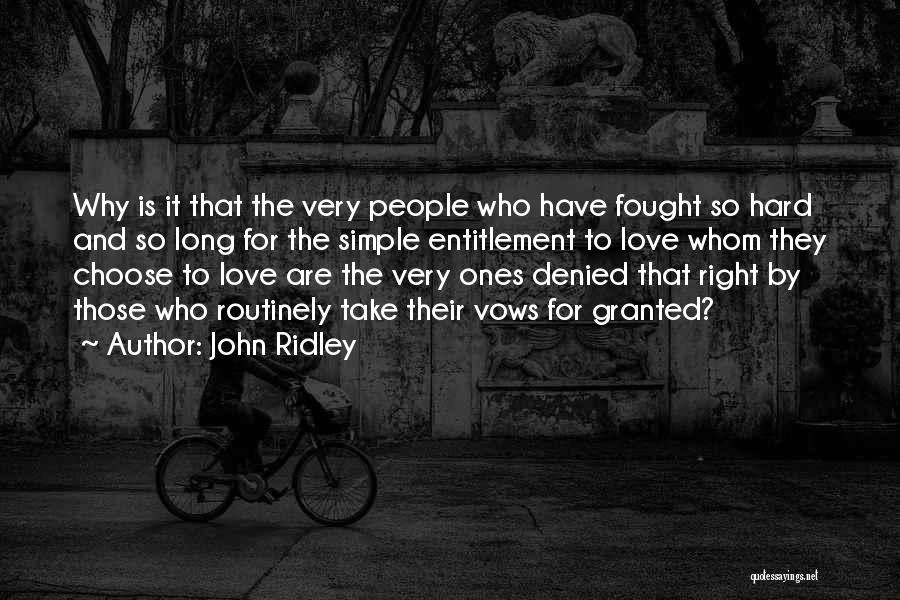 John Ridley Quotes 1065704