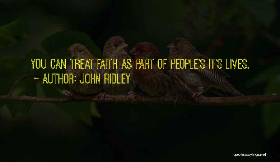 John Ridley Quotes 1131191