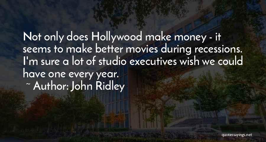John Ridley Quotes 1320962