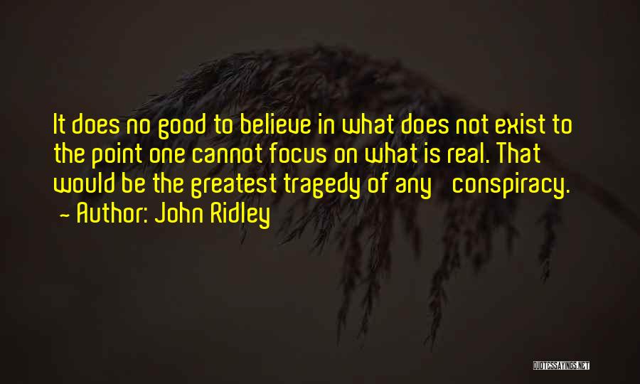 John Ridley Quotes 1330735