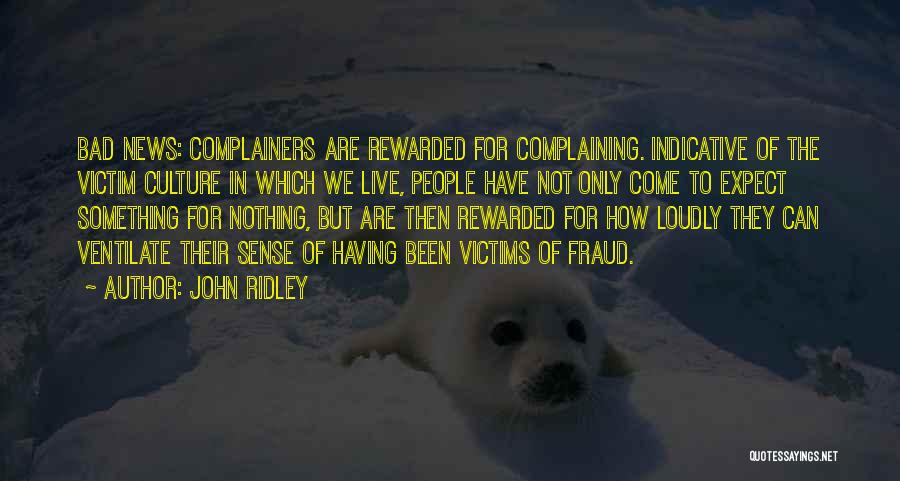 John Ridley Quotes 1410307