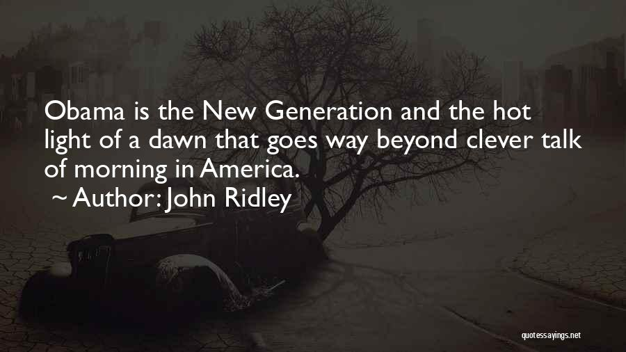 John Ridley Quotes 1587564