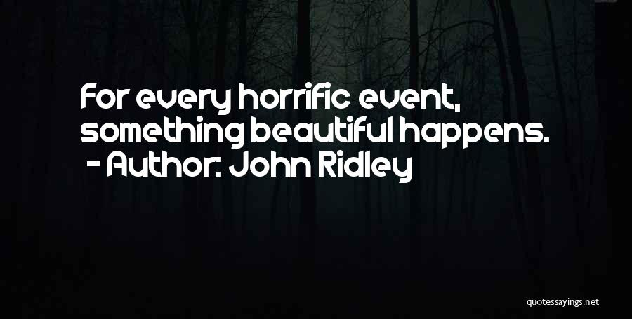 John Ridley Quotes 1798226