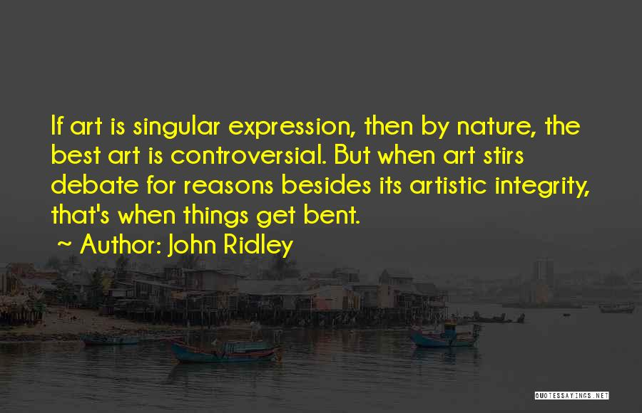 John Ridley Quotes 190845