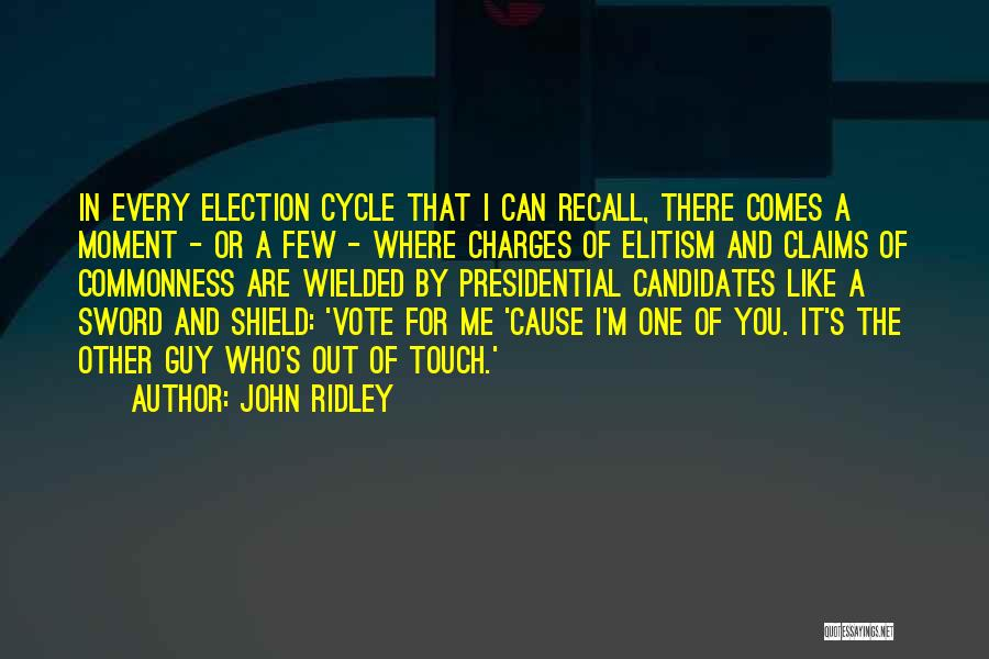 John Ridley Quotes 1922957