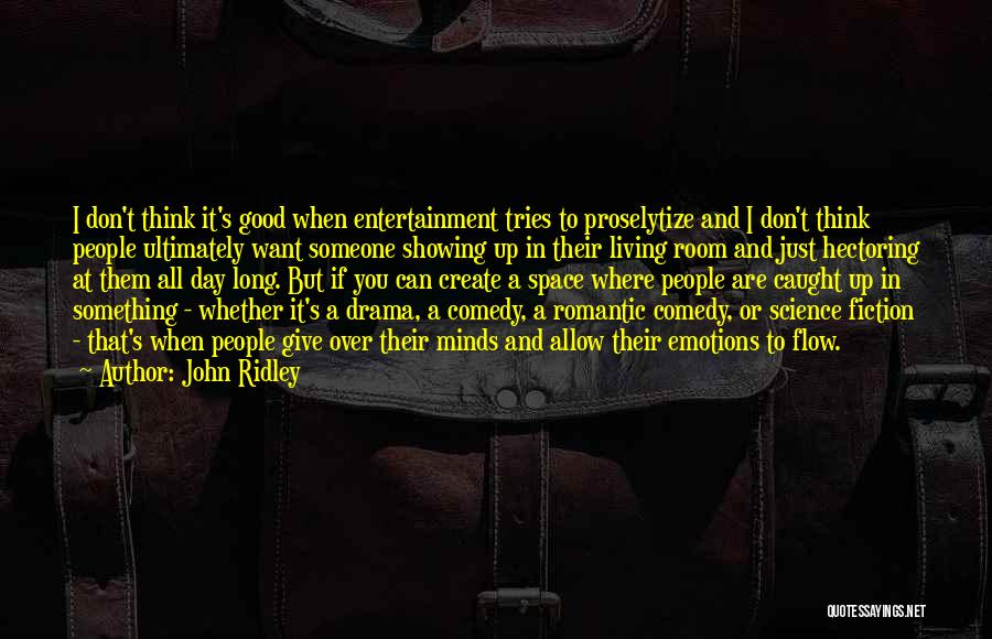 John Ridley Quotes 2047497