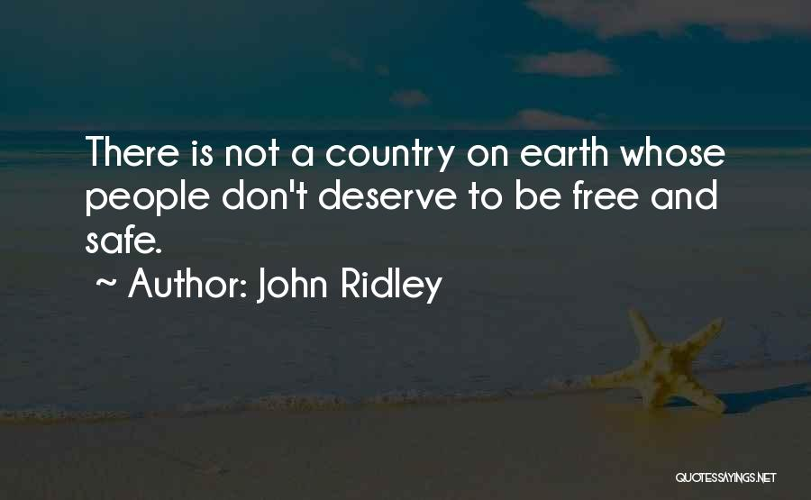 John Ridley Quotes 2074716