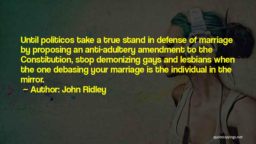 John Ridley Quotes 2192727