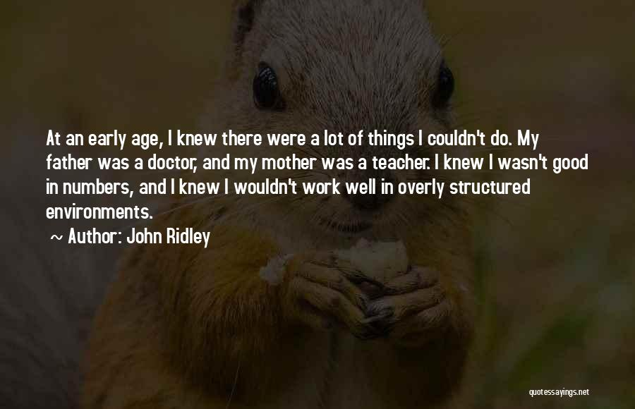 John Ridley Quotes 2201424