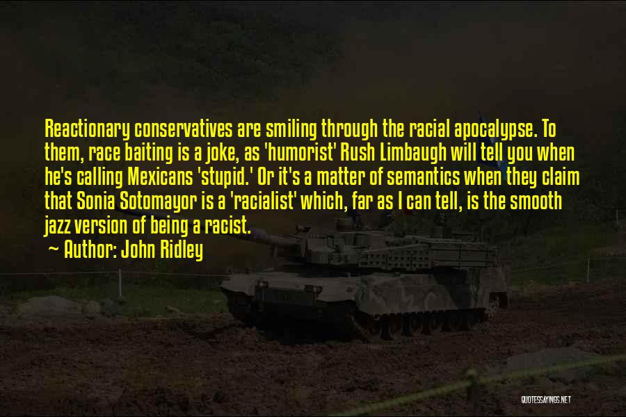 John Ridley Quotes 2220395