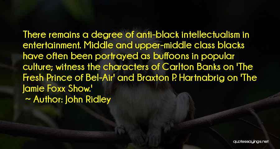 John Ridley Quotes 2256765
