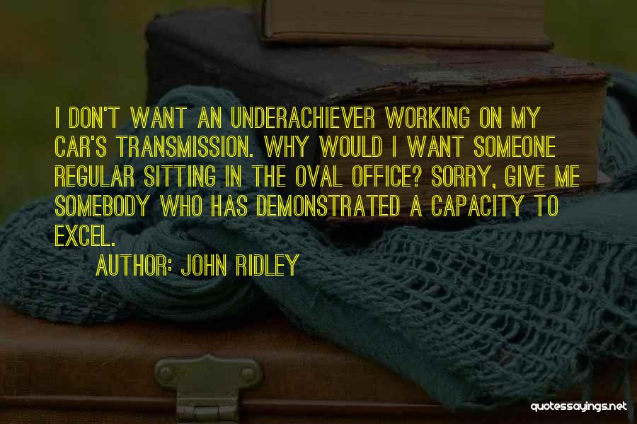 John Ridley Quotes 2257561