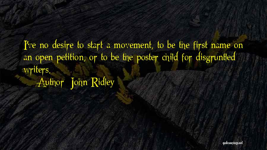 John Ridley Quotes 326335