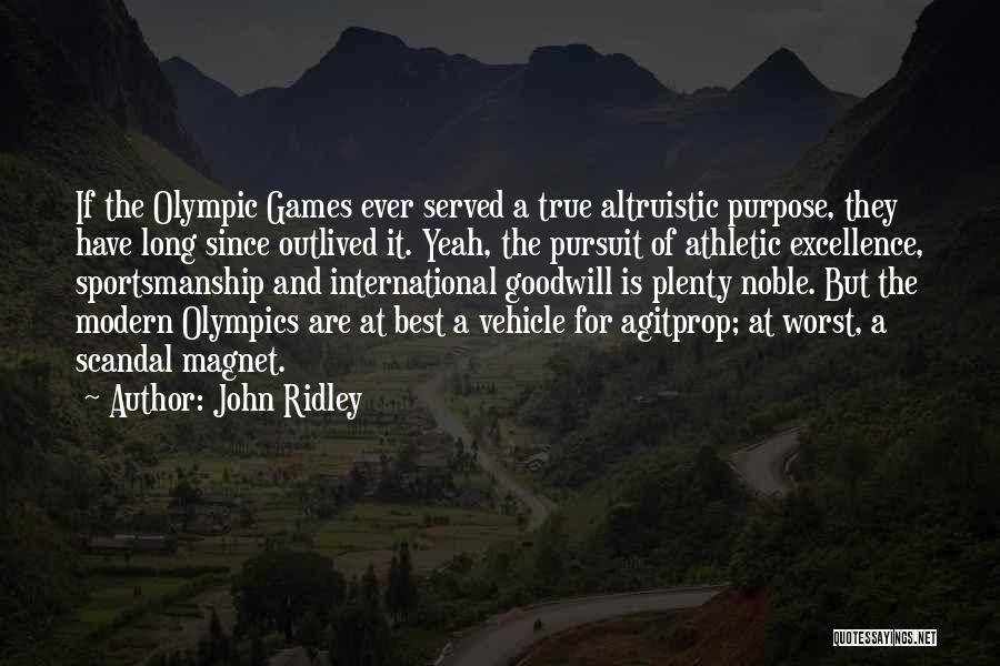 John Ridley Quotes 346586