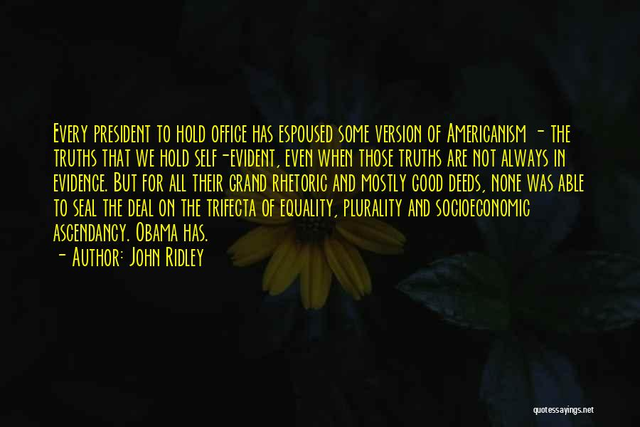 John Ridley Quotes 899015
