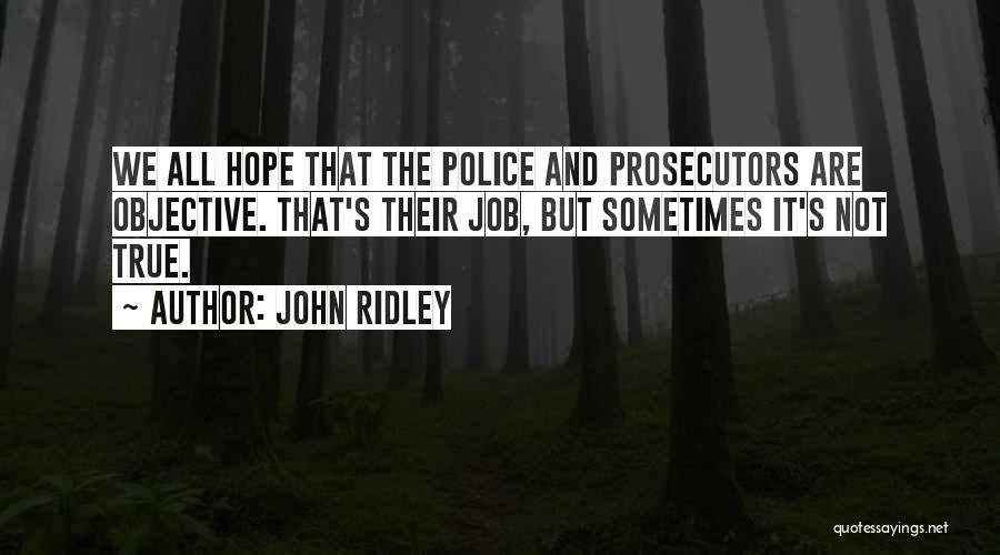 John Ridley Quotes 901338