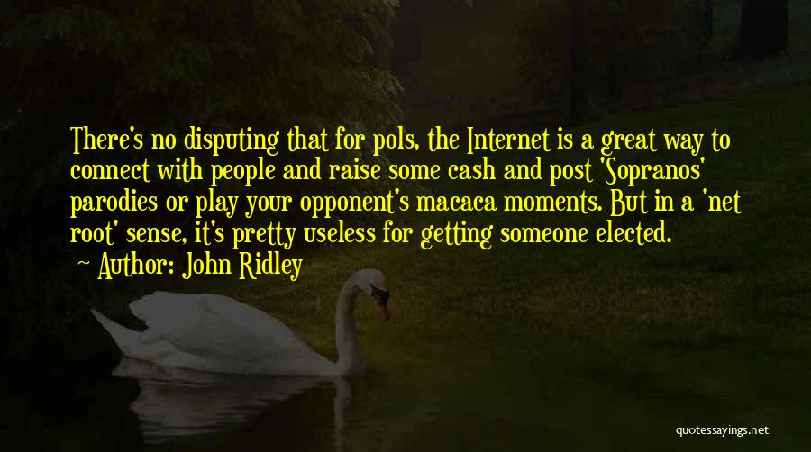 John Ridley Quotes 918443