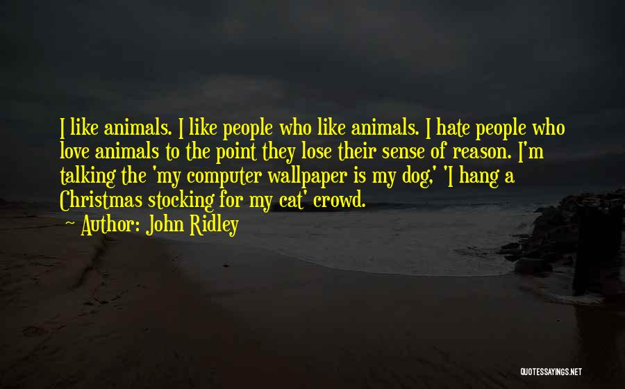 John Ridley Quotes 951497