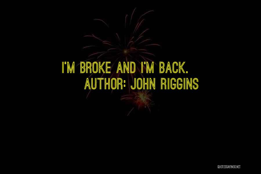 John Riggins Quotes 1304106