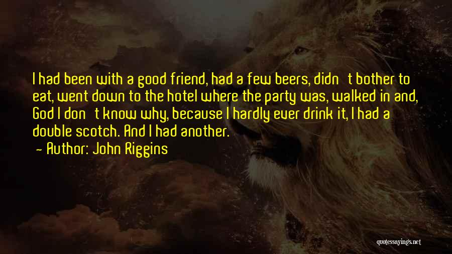 John Riggins Quotes 343556