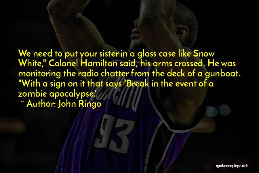 John Ringo Quotes 1000167