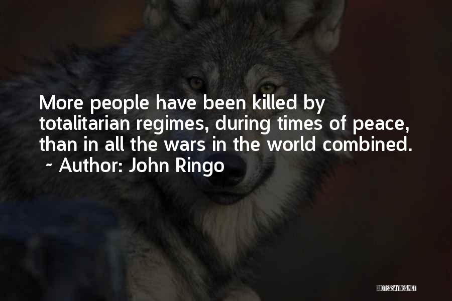 John Ringo Quotes 1065838