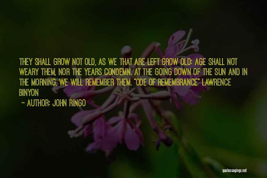 John Ringo Quotes 1208917