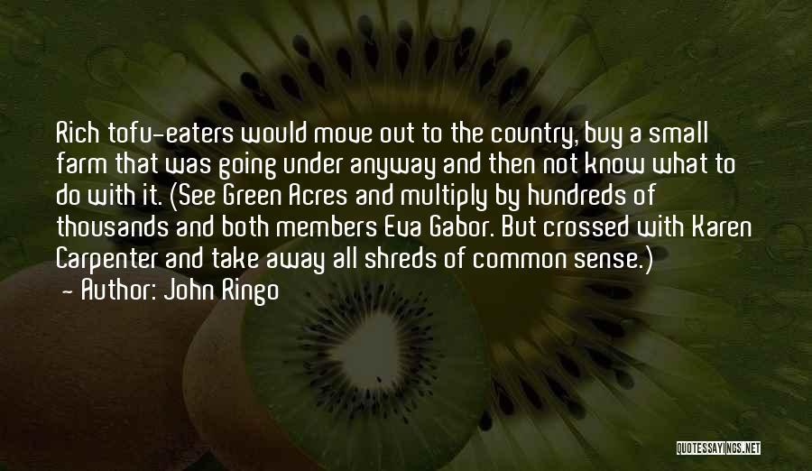 John Ringo Quotes 1444332