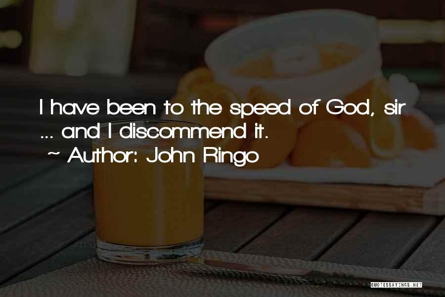 John Ringo Quotes 1560572