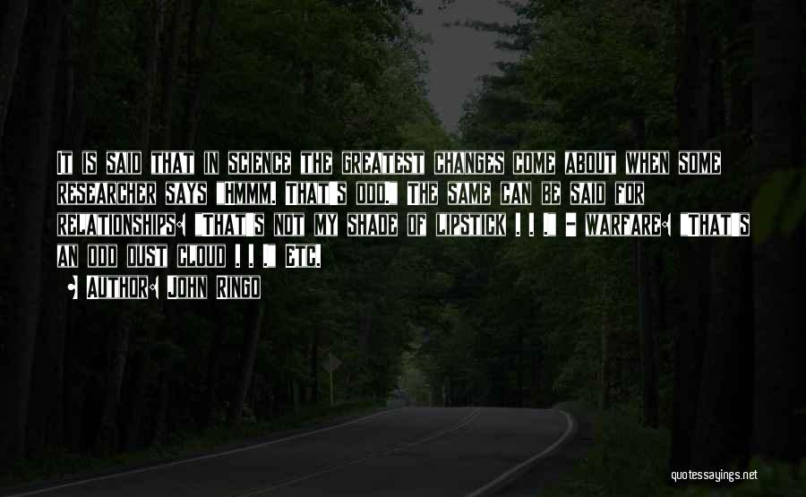 John Ringo Quotes 1676714