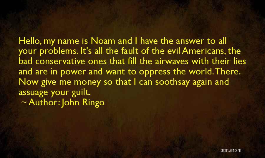 John Ringo Quotes 188999