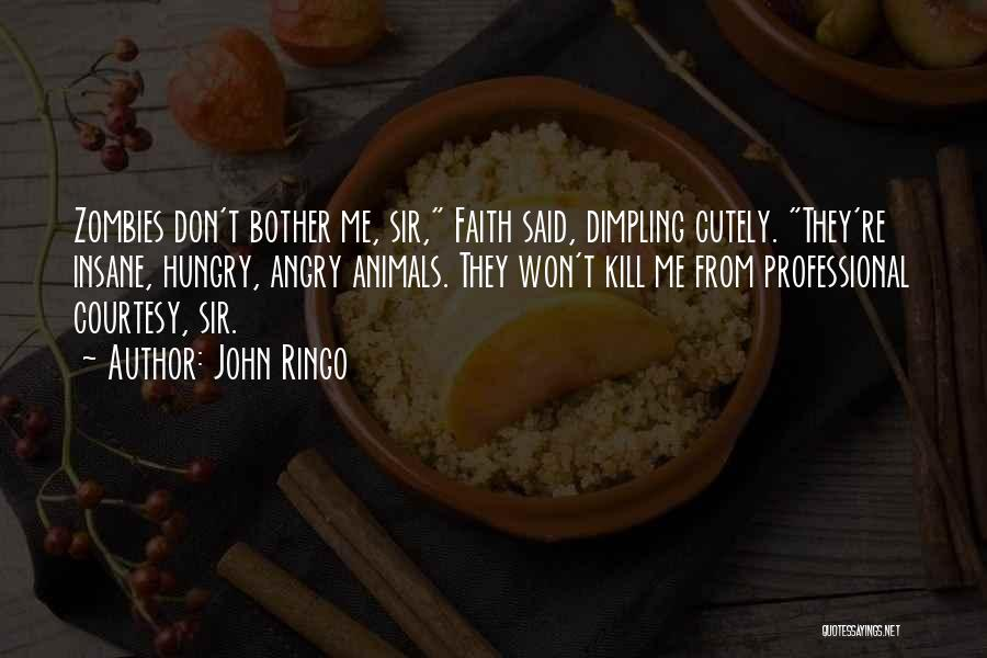 John Ringo Quotes 1956046