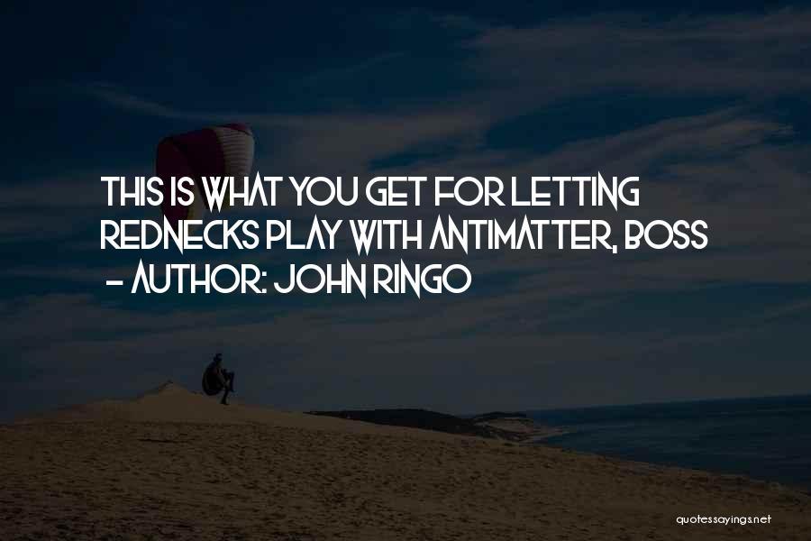 John Ringo Quotes 2210220