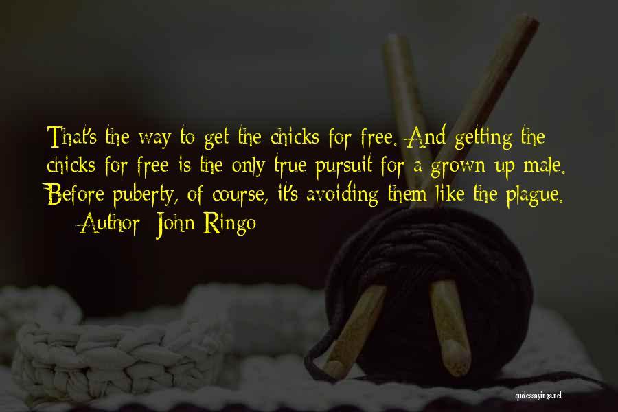 John Ringo Quotes 2212353