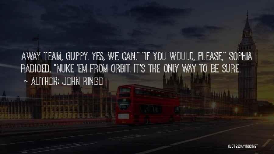 John Ringo Quotes 2264452