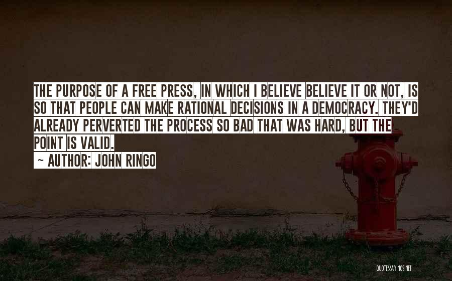 John Ringo Quotes 237626