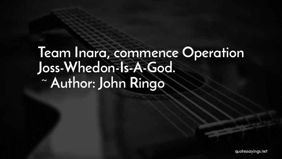 John Ringo Quotes 314578