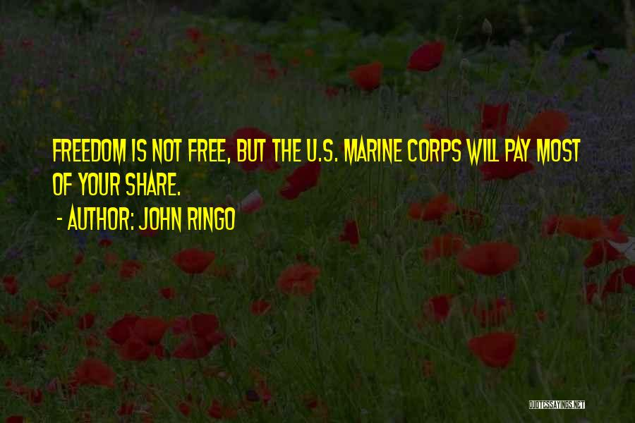 John Ringo Quotes 339213