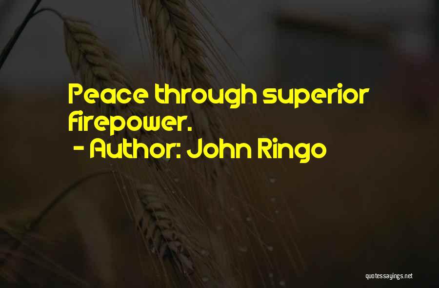 John Ringo Quotes 528021