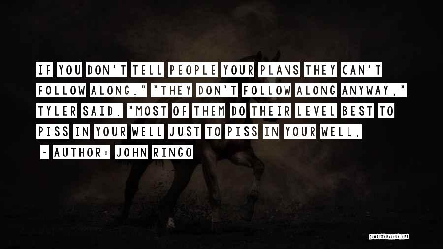 John Ringo Quotes 734162