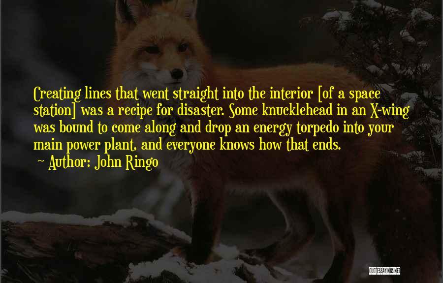 John Ringo Quotes 980511