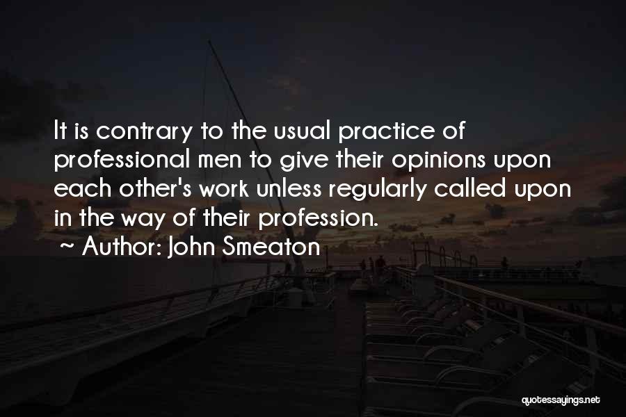 John Smeaton Quotes 1974225